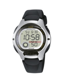 Casio Collection Kinder-Armbanduhr Digital Quarz LW-200-1AVEF -