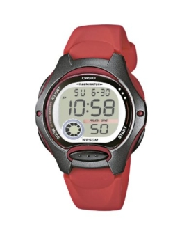 Casio Collection Kinder-Armbanduhr Digital Quarz LW-200-4AVEF -