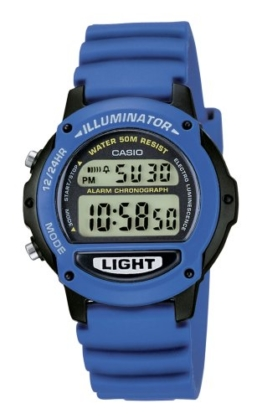 Casio Collection Kinder-Armbanduhr Digital Quarz LW-22H-2AVES -