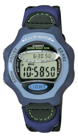Casio Collection Kinder-Armbanduhr Digital Quarz LW-24HB-6AVES -