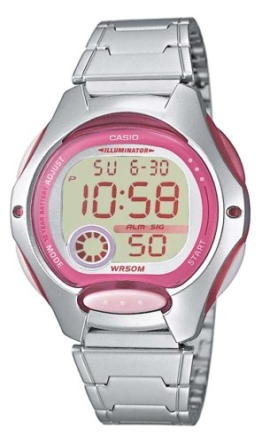 Casio Collection Unisex-Kinder-Armbanduhr LW-200D-4AVEF -