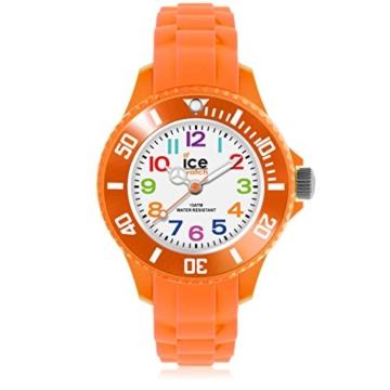 Ice-Watch Kinder-Armbanduhr Ice-Mini orange MN.OE.M.S.12 -
