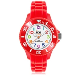 Ice-Watch Kinder-Armbanduhr Ice-Mini rot MN.RD.M.S.12 -