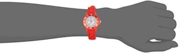 Ice-Watch Kinder-Armbanduhr Ice-Mini rot MN.RD.M.S.12 -