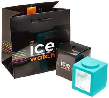 Ice-Watch Unisex - Armbanduhr Ice Forever Analog Quarz Silikon SI.TE.M.S.13 -