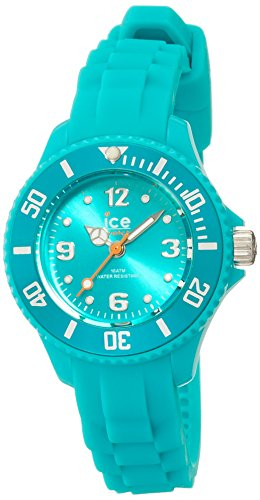 Ice-Watch Unisex - Armbanduhr Ice Forever Analog Quarz Silikon SI.TE.M.S.13 -