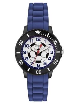 s.Oliver Jungen-Armbanduhr Analog Quarz SO-2589-PQ -