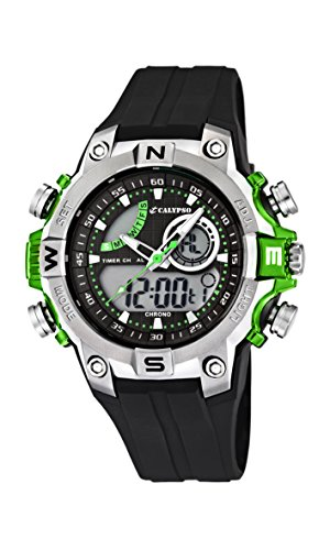 Calypso watches Jungen-Armbanduhr Analog - Digital Kautschuk K5586/3 -