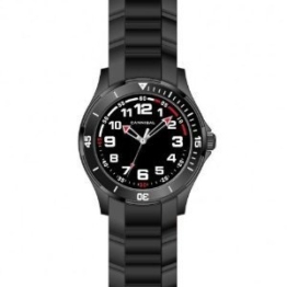 Cannibal Jungen-Armbanduhr Analog Silikon schwarz CJ219-03 -