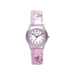 Cannibal Mädchen-Armbanduhr Analog Kunststoff pink CK176-14 -