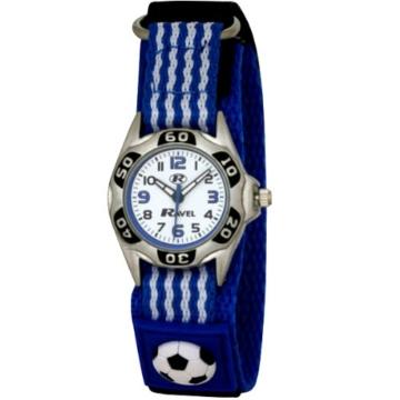 Ravel Kinder-Armbanduhr Analog blau R1507.18 -