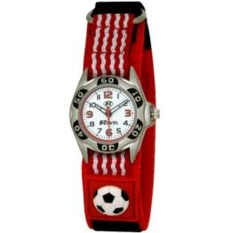 Ravel Kinder-Armbanduhr Analog rot R1507.17 -