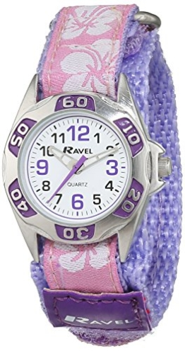 Ravel Kinder-Armbanduhr Analog violett R1507.20 -