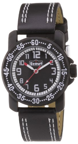 Scout Kinder-Armbanduhr Action Boys Analog Quarz 280376021 -